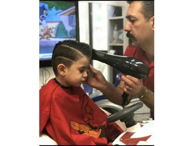 برترین آرایشگاه تخصصی کودکان غرب تهران