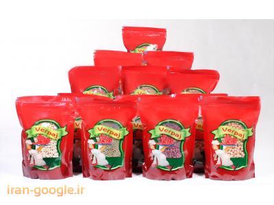 بسته  بندی مواد غذایی به صورت کارمزدی