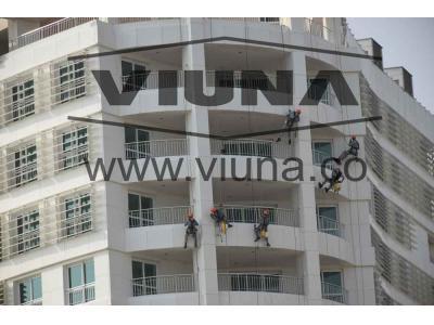 کار با طناب ،کار در ارتفاع  ویونا