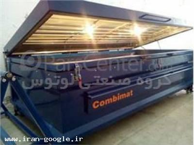 روکش هایگلاس-فروش دستگاه پرس وکیوم ممبران چند کاره با تکنولوژی آلمانی