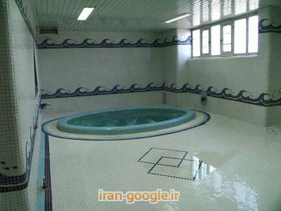 باشگاه ورزشی در احمدآباد مستوفی  ، تالار پذیرایی در احمد آباد مستوفی