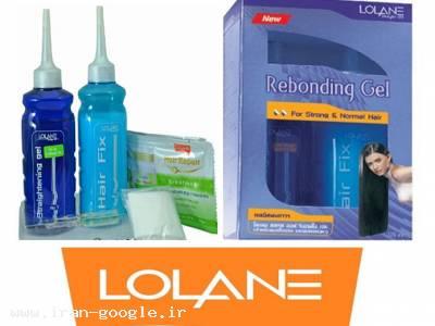 صاف کننده موی سر لولان - lolane