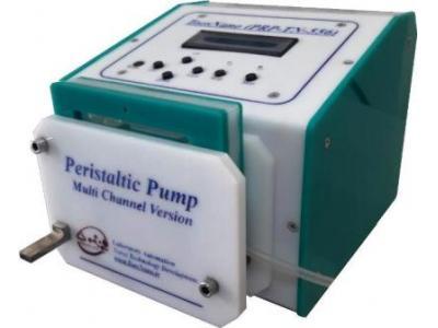 پمپ پریستالتیک آزمایشگاهی Laboratory Peristaltic Pump توس نانو