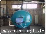 بخار نیرو سازنده بویلر روغن داغ