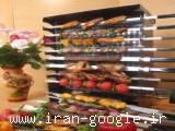 فروش کباب پز | منقل | باربیکیو خانگی تابشی بدون دود