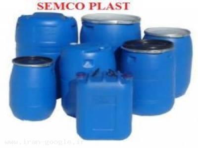 بشکه پلاستیکی 40 ، 60 ، 120 ، 220 لیتری