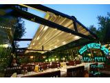 پوشش چادری سقف-پوشش متحرک رستوران-سقف متحرک رستوران-سقف برقی رستوران-سقف اتوماتیک رستوران-09380039391