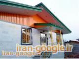 طراحی سقف های شیبدار ، اجرای سقف های شیبدار
