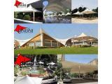 شرکت سازه چادری غشا (NHA) طراح و مجری سازه های چادری 09380039391