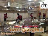 تجهیزات آشپزخانه صنعتی شعله پردازش ایرانیان