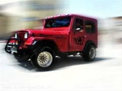 جیپ (Jeep) شهباز 6 سیلندر کانادایی