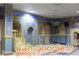 تجهیزات نمازخانه ای ، طراحی دکوراسیون مذهبی
