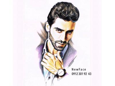 آرایشگاه مردانه و داماد NEWFACE