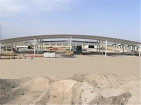 ساخت و نصب سازه فضایی پاراگ