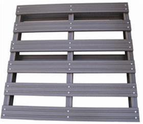 پالت چوب پلاستیک استاندارد