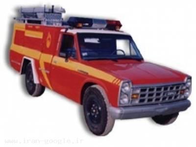 تولید کننده خودرو آتش نشانی