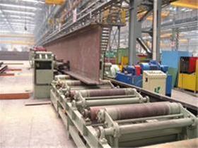 ماشین آلات و خطوط تولید سازه های فلزی