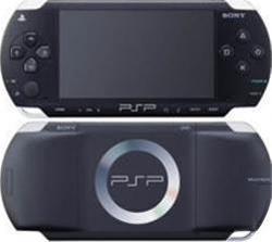 PSP Slim مشکی