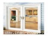 تولید درب و پنجره upvc با شیشه دوجداره