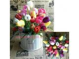 گل فروشی اینترنتی سبد گل گل فروشی به سبک نوین