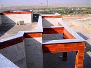 فلاشینگ- درب ورودی، پشت بام ، درز بین ساختمان