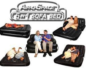 تخت بادی ۵ کاره air o space