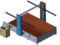 خط تولید بلوکهای سقفی پلی استایرن