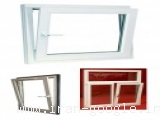 تولید و عرضه انواع درب و پنجره و شیشه UPVC
