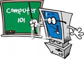 آموزش خصوصی کامپیوتر از صفر تا اینترنت