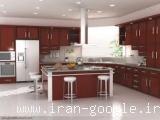 طراحی و ساخت انواع کابینت ، طراحی دکوراسیون داخلی ساختمان