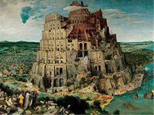پازل  (Ravensburger) مدل : The Tower of B