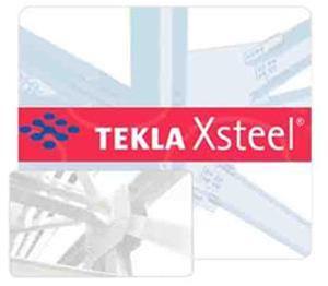 تهیه نقشه های کارگاهی سازه های فلزی با XSTEEL