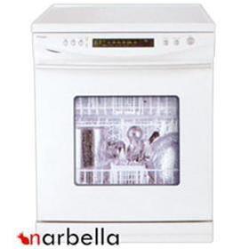 ماشین ظرفشویی 12 نفره مجیک مدل : DWA-2033H