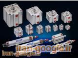 فروش قطعات پنوماتیکی ، انواع برند قطعات پنوماتیکی