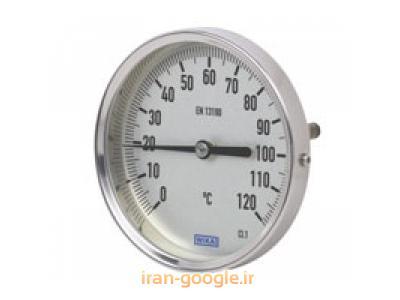قیمت گیج دمای آنالوگ - ترمومتر عقربه ای Analog Temperature Gauge
