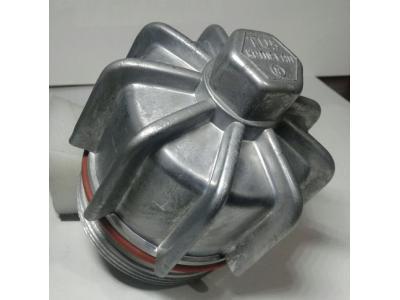 درپوش فیلتر روغن آلومینیومی 206