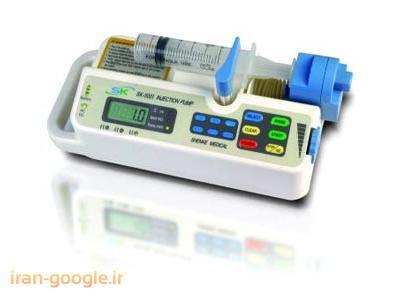 مرکز تعمیر پمپ سرنگ ((syringe infusion pump  و پمپ سرم ((infusion pump
