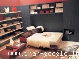 تختخواب کمجا (تاشو دیواری 09126183871)