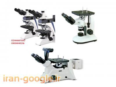 میکروسکوپ متالوگرافی، میکروسکوپ رومیزی معکوس و مستقیم، میکروسکوپ نوری