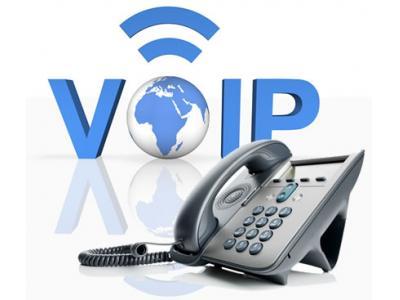 نصب، راه اندازی تلفن VOIP