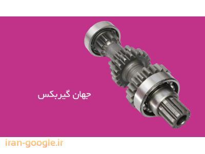 تولید کننده الکتروگیربکس های صنعتی شافت مستقیم