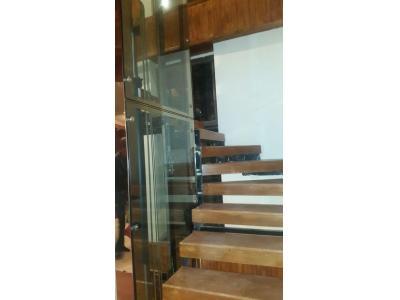 اجرای نمای شیشه ای سکوریت ، طراحی نمای شیشه ای سکوریت