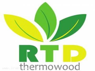 چوب نمای ساختمان ترمووود