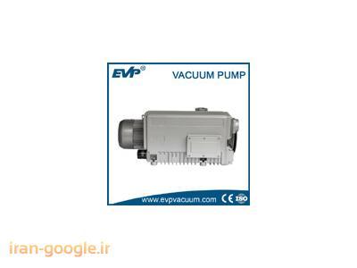 پمپ وکیوم روتاری روغنی تک مرحله ای (oil  Single-stage rotary vacuum pumps )