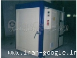 کوره استاتیک- کوره الکترواستاتیک- دکورال-کوره پخت رنگ پودری- دکورال هوای گرم