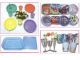 مرکز فروش ظروف یکبار مصرف و لوازم تولد در محدوده هفت تیر