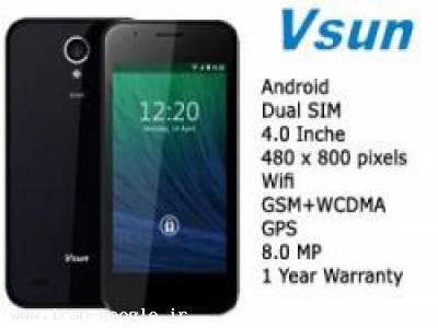 گوشی vsun v3 c با اندروید4.2 و 3g
