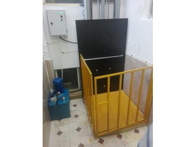 طراحی و نصب بالابر های هیدرولیکی و وینچی