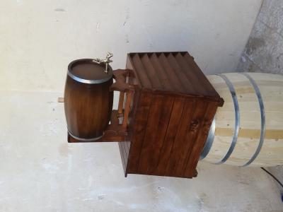 فروش بشکه چوبی