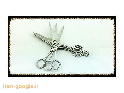 قیچی آرایشگاهی سه کاره